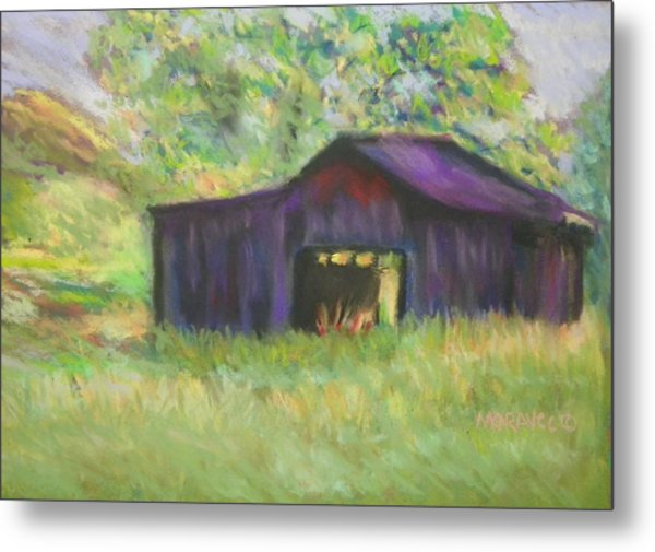 The Old Barn I Metal Print