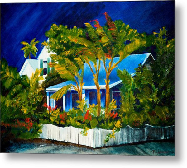 The Old Conch House Metal Print