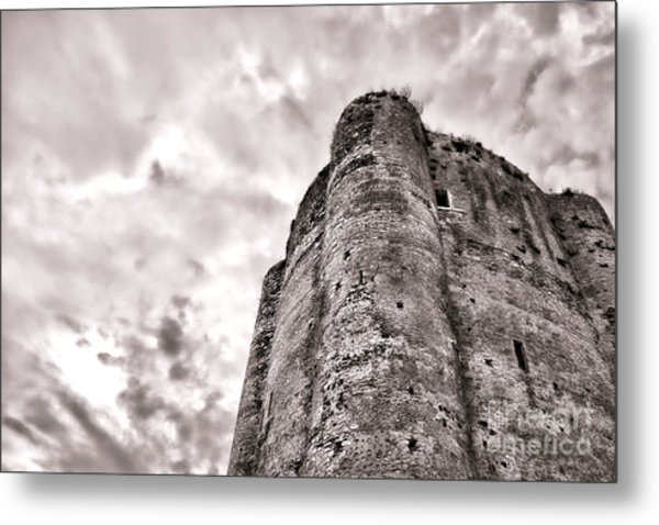 The Old Dungeon Metal Print