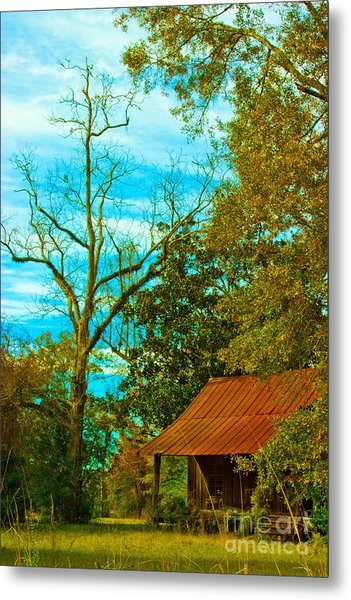 The Old Homestead 2 Metal Print