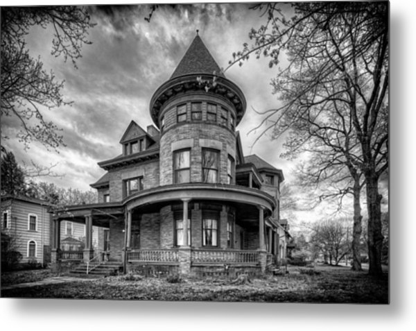 The Old House 2 Metal Print