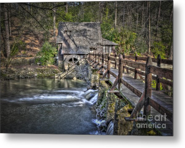The Old Mill #1 Metal Print