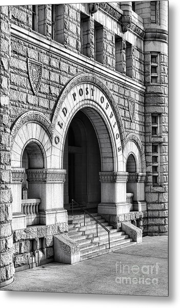 The Old Post Office Pavilion  Metal Print