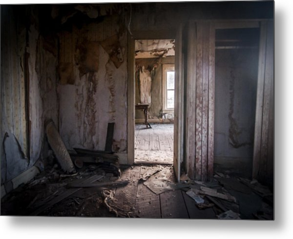 The Other Room Metal Print