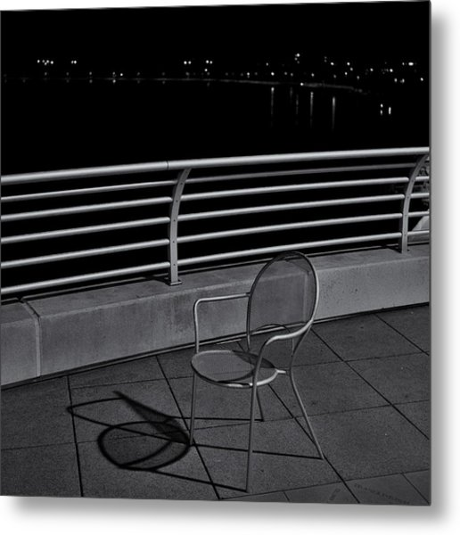 The Outcast Metal Print