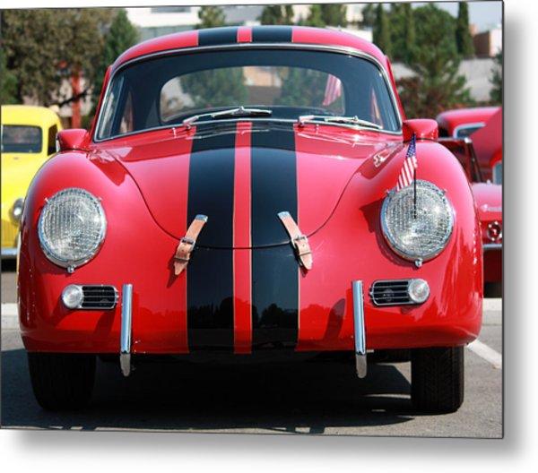 The Outlaw 356 Porsche Metal Print