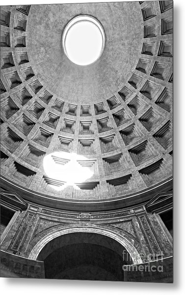 The Pantheon - Rome - Italy Metal Print