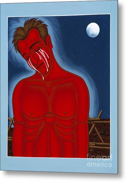 The Passion Of Matthew Shepard 096 Metal Print