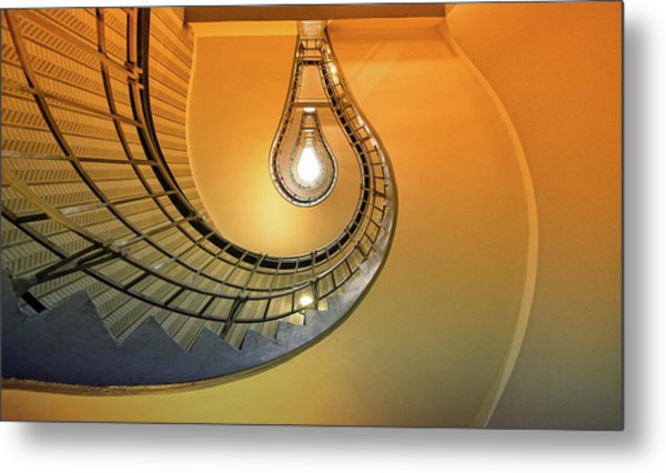 The Pear Metal Print by Anette Ohlendorf