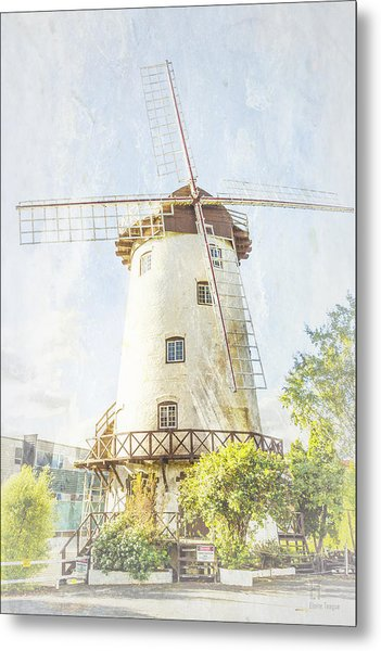 The Penny Royal Windmill Metal Print
