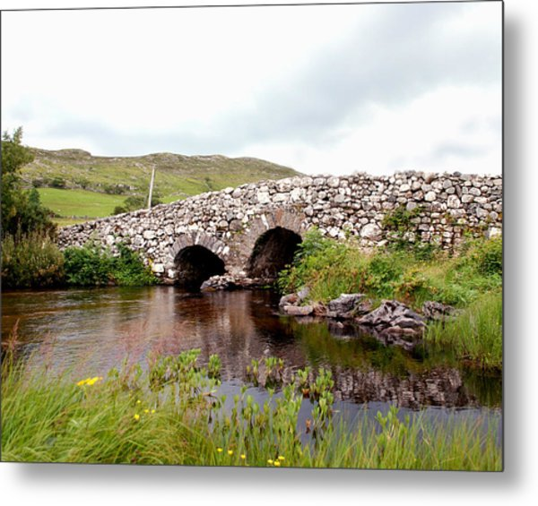 The Quiet Man Bridge Metal Print