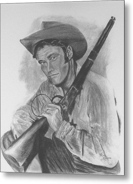 The Rifleman Metal Print