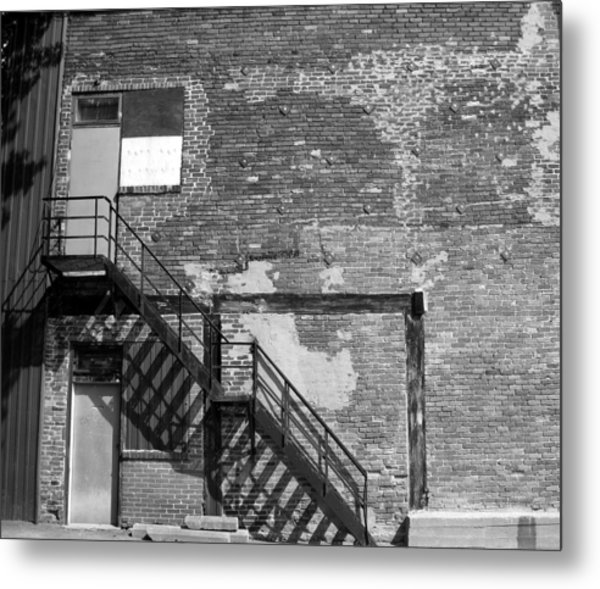 The Rooms Metal Print by Richard Stanford