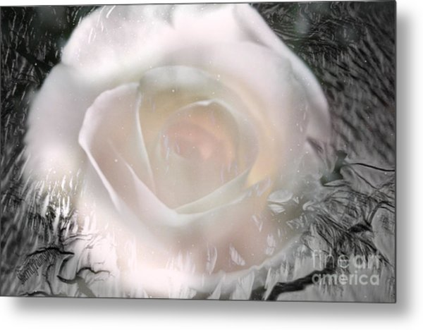 The Rose The Symbol Of Love Metal Print