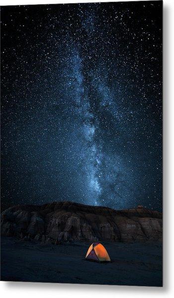 The Sky Is My Blanket Metal Print