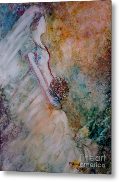 The Spirit And The Bride Metal Print