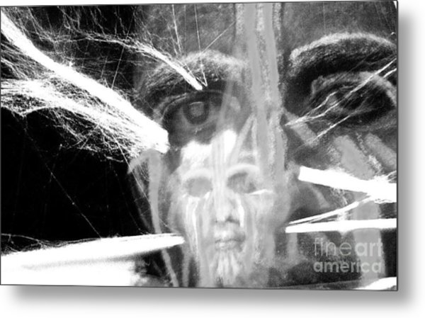 The Spirit Within Metal Print by Xn Tyler