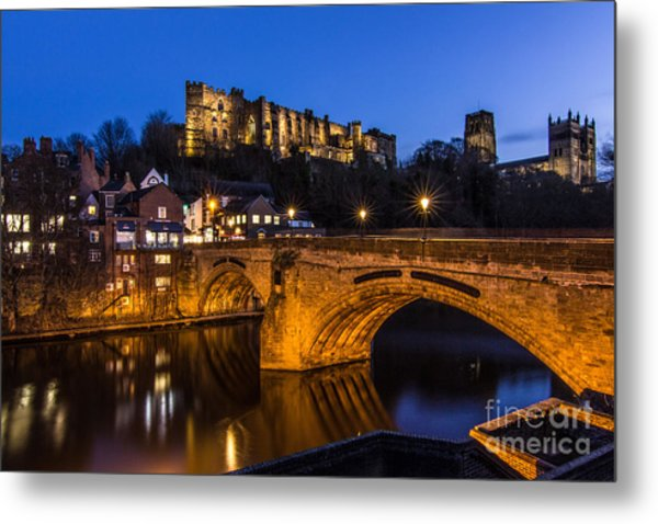 The Stunning City Of Durham In Northern England Metal Print