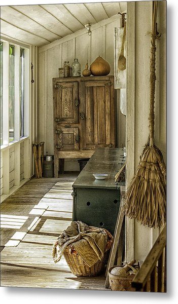 The Sun Room Metal Print