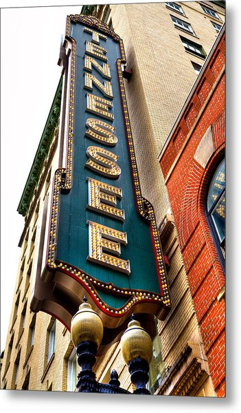 The Tennessee Theatre - Knoxville Tennessee Metal Print
