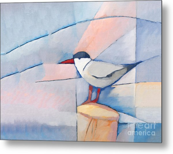 The Tern Metal Print