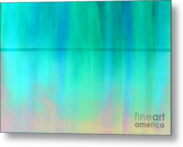 The Thin Red Line Metal Print