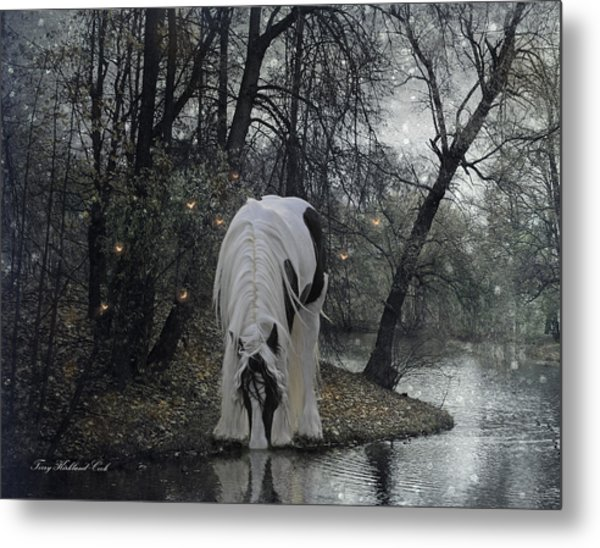 The Thirst Metal Print