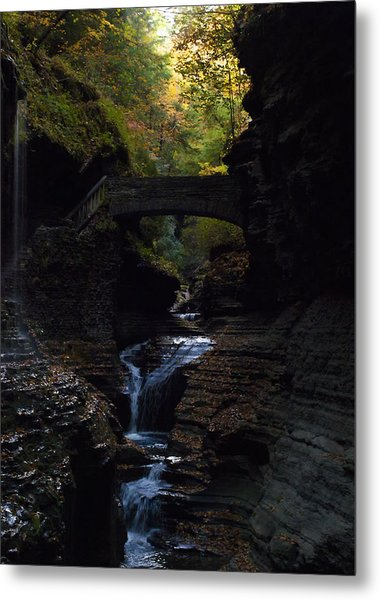 The Trail To Rivendell Metal Print