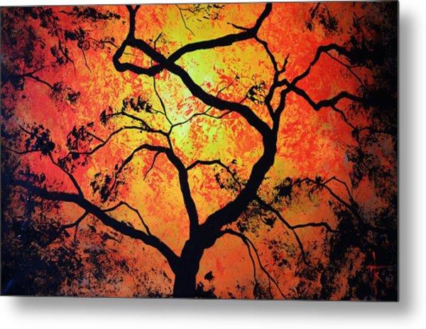 The Tree Of Life #1 Metal Print