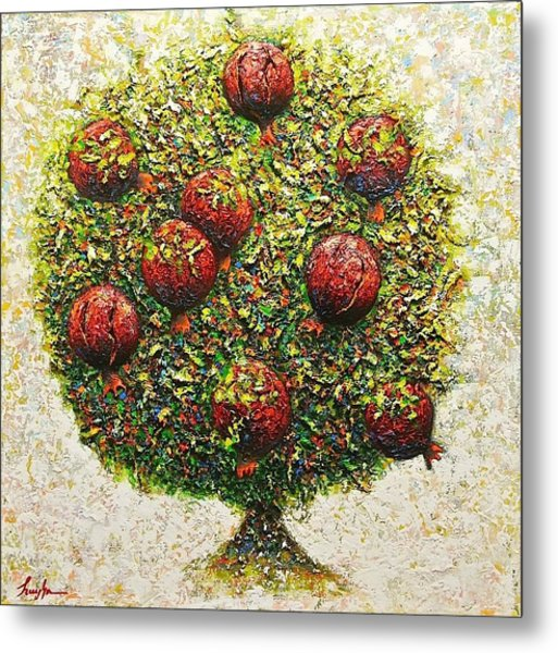 The Tree Of Love Metal Print