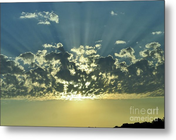 The Ultimate Sunrise Metal Print