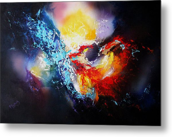 The Vortex Metal Print