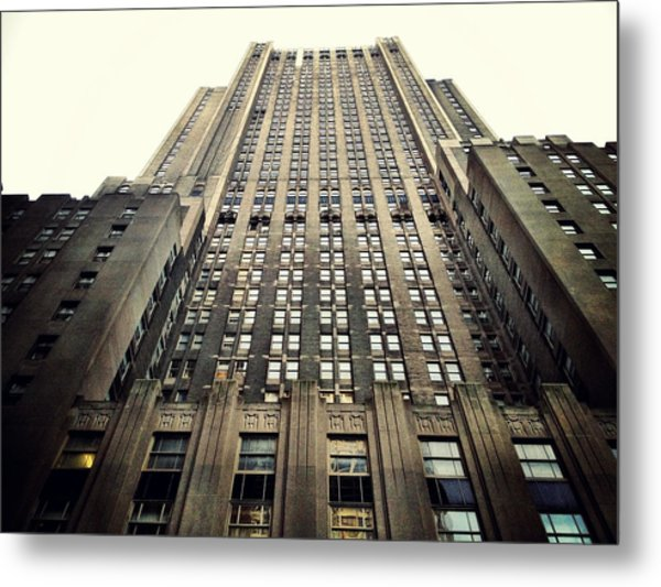 The Waldorf Metal Print