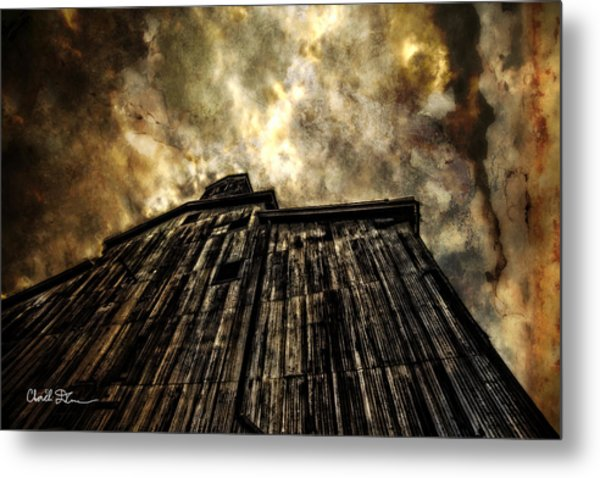 The Warehouse Metal Print