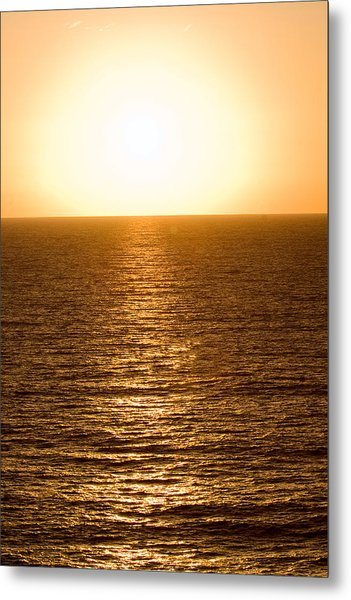 Metal Print featuring the photograph The Way Home by Brad Brizek