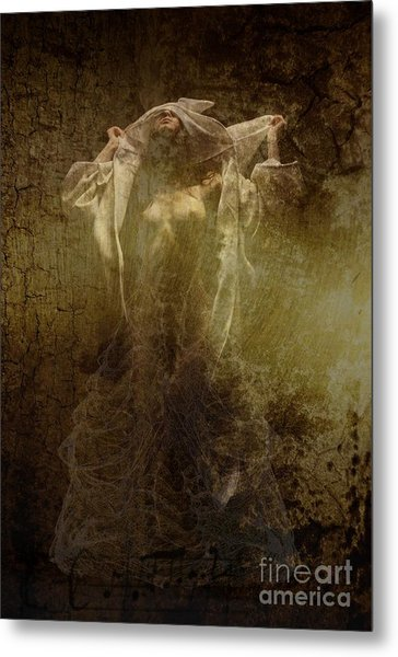 The Whisper Metal Print