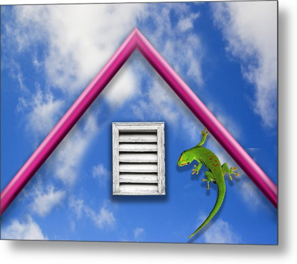 Metal Print featuring the photograph There Must Be Some Way Out Of Here by Paul Wear