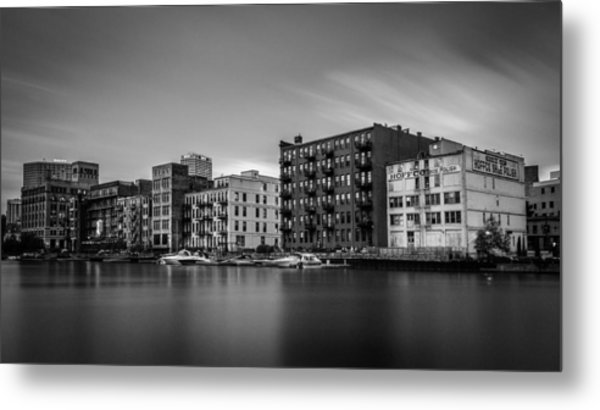Third Ward Metal Print