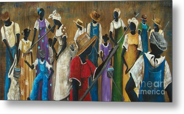 This Joy I Have Metal Print by Sonja Griffin Evans