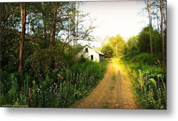 This Place Metal Print by Kimberly Nicholas