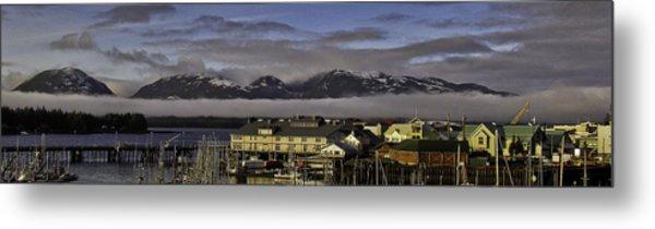 Thomas Basin Alaska Metal Print