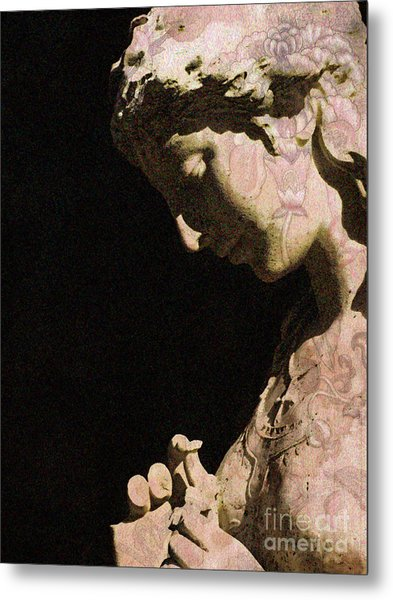 Thoughts Of You Metal Print by Colleen Kammerer