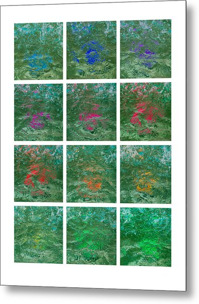 Through The Ice Age And Global Warming To The Green World - Featured 3 Metal Print