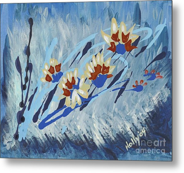 Thunderflowers Metal Print