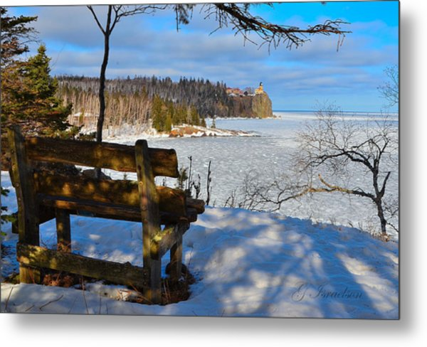 Time For Pause Metal Print