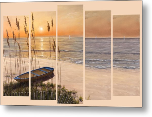 Time Of My Life - 5 Pc Set  Metal Print