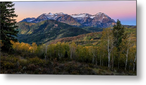 Timp First Light Metal Print