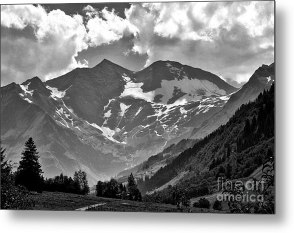 Tirol  The Land Of Enchantment Metal Print
