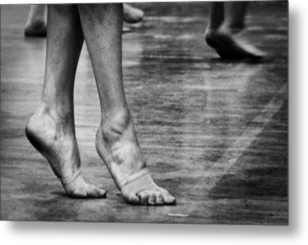 To Dance Metal Print