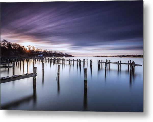To Every End There Is A Beginning Metal Print